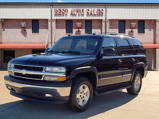 2005 Chevrolet Tahoe for sale at Best Auto Sales LLC in Auburn AL