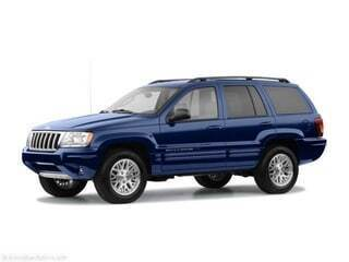 2004 Jeep Grand Cherokee for sale at PATRIOT CHRYSLER DODGE JEEP RAM in Oakland MD
