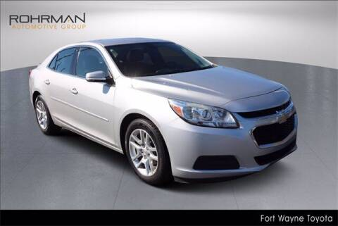 2014 Chevrolet Malibu for sale at BOB ROHRMAN FORT WAYNE TOYOTA in Fort Wayne IN
