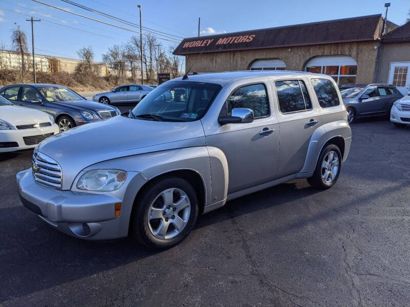 2006 Chevrolet HHR for sale at Worley Motors in Enola PA