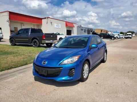 2012 Mazda MAZDA3 for sale at Image Auto Sales in Dallas TX