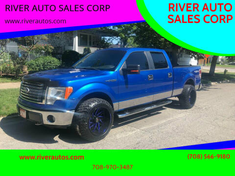 2010 Ford F-150 for sale at RIVER AUTO SALES CORP in Maywood IL