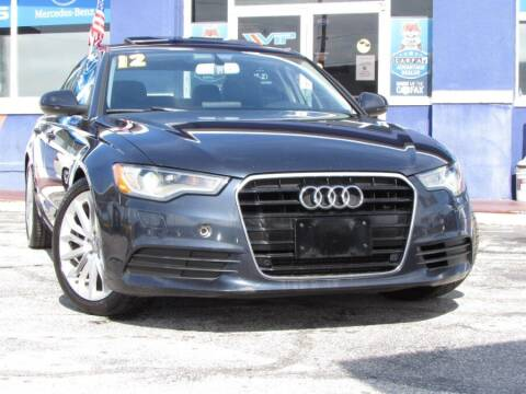 2012 Audi A6 for sale at VIP AUTO ENTERPRISE INC. in Orlando FL