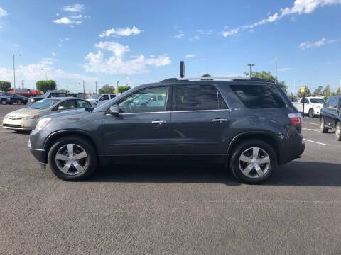 2011 GMC Acadia for sale at Car & Truck Gallery in Albuquerque NM