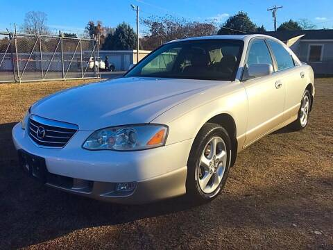 2002 Mazda Millenia for sale at Cutiva Cars in Gastonia NC
