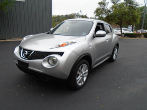 2011 Nissan JUKE for sale at Triangle Auto Sales in Elgin IL