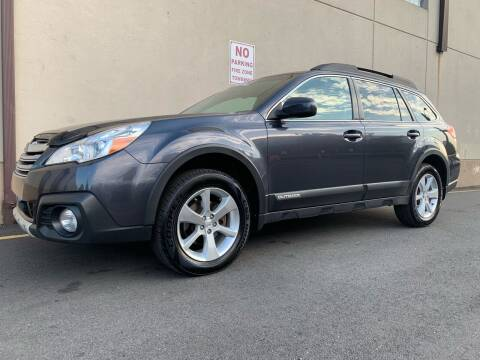2013 Subaru Outback for sale at International Auto Sales in Hasbrouck Heights NJ