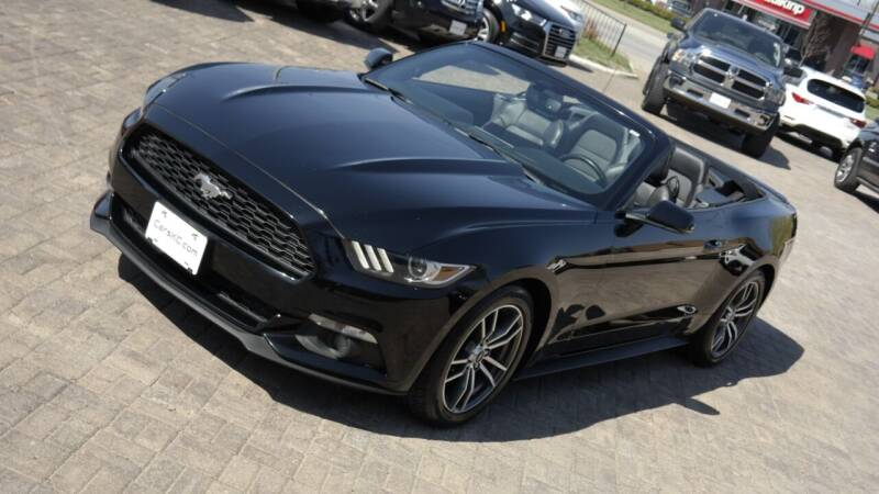 2017 Ford Mustang for sale at Cars-KC LLC in Overland Park KS