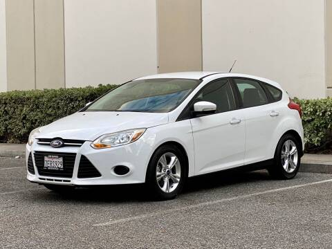 2014 Ford Focus for sale at Carfornia in San Jose CA