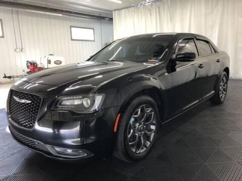 2016 Chrysler 300 for sale at Monster Motors in Michigan Center MI