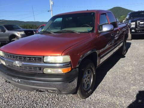 2001 Chevrolet Silverado 1500 for sale at Troys Auto Sales in Dornsife PA
