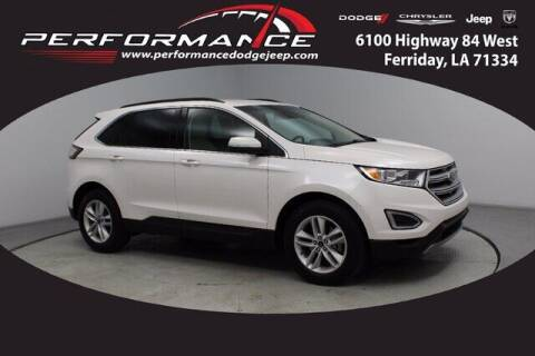 2018 Ford Edge for sale at Performance Dodge Chrysler Jeep in Ferriday LA