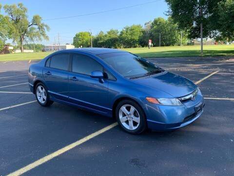 2007 Honda Civic for sale at Dittmar Auto Dealer LLC in Dayton OH