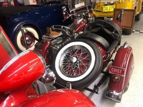 1947 Indian Chief for sale at Berliner Classic Motorcars Inc in Dania Beach FL
