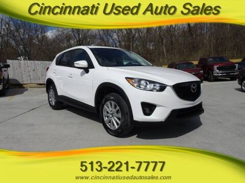 2015 Mazda CX-5 for sale at Cincinnati Used Auto Sales in Cincinnati OH
