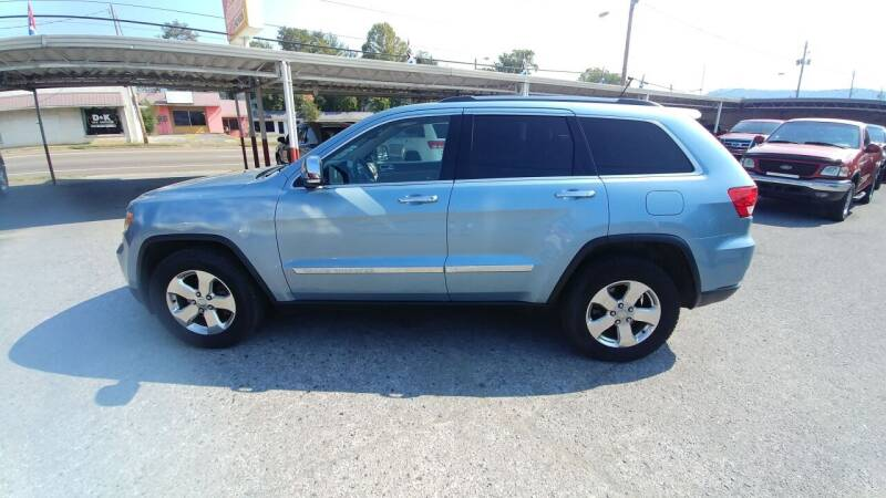 2012 Jeep Grand Cherokee for sale at Lewis Used Cars in Elizabethton TN