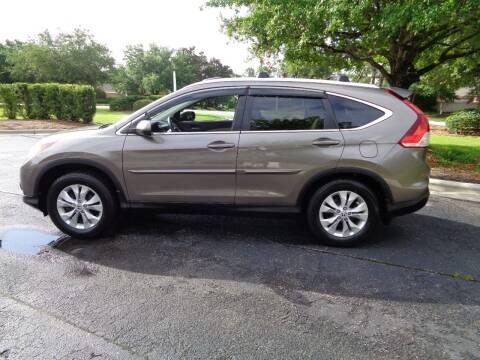 2013 Honda CR-V for sale at BALKCUM AUTO INC in Wilmington NC