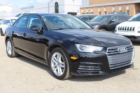 2017 Audi A4 for sale at SHAFER AUTO GROUP in Columbus OH