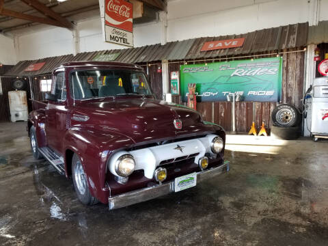 1954 Ford F-100 for sale at Cool Classic Rides in Redmond OR