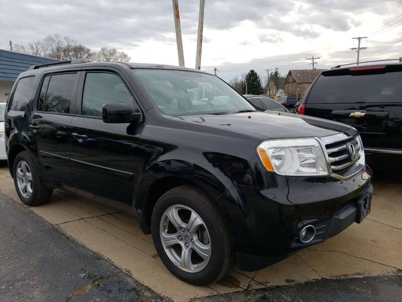 2015 Honda Pilot for sale at COLONIAL AUTO SALES in North Lima OH