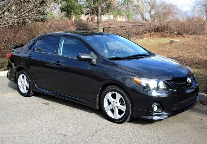 2012 Toyota Corolla for sale at Exem United in Plainfield NJ