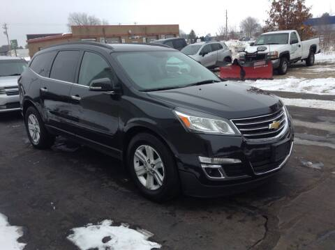 2014 Chevrolet Traverse for sale at Bruns & Sons Auto in Plover WI