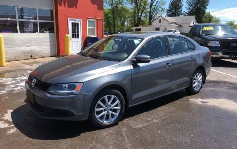 2012 Volkswagen Jetta for sale at ASC Auto Sales in Marcy NY