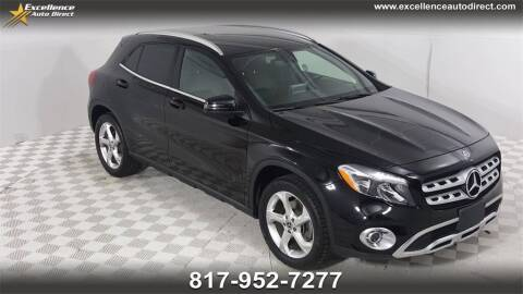 2018 Mercedes-Benz GLA for sale at Excellence Auto Direct in Euless TX