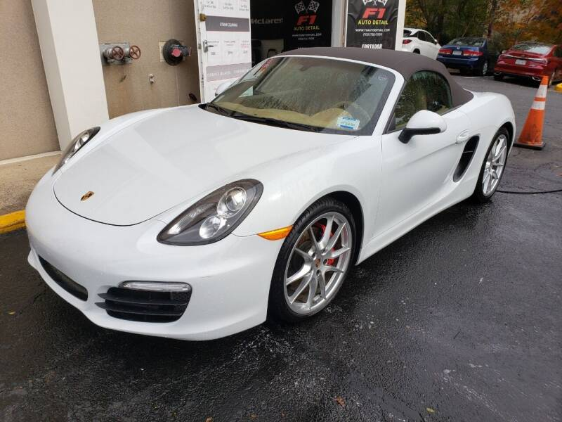 2015 Porsche Boxster for sale at GEARHEADS in Vienna VA