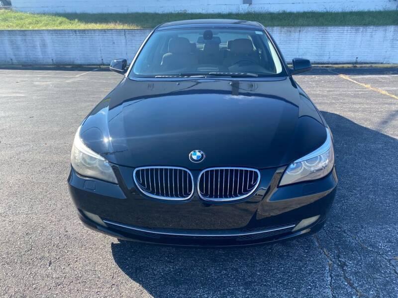 2010 BMW 5 Series for sale at D & J's Automotive Sales LLC in Olathe KS