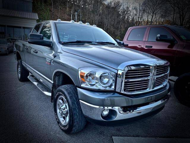 2009 Dodge Ram Pickup 2500 for sale at Carder Motors Inc in Bridgeport WV