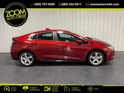 2018 Chevrolet Volt for sale at ZoomAutoCredit.com in Elba NY
