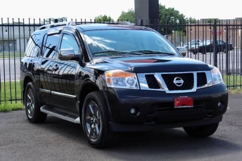 2014 Nissan Armada for sale at Avanesyan Motors in Orem UT