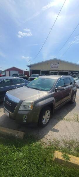 2012 GMC Terrain for sale at Chicago Auto Exchange in South Chicago Heights IL