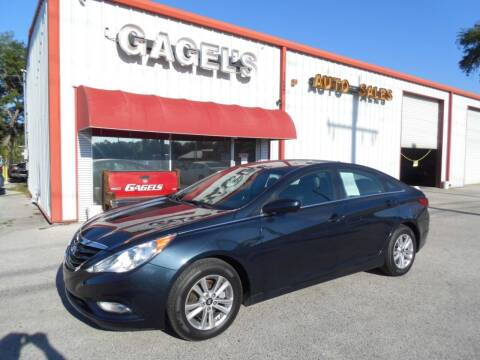 2013 Hyundai Sonata for sale at Gagel's Auto Sales in Gibsonton FL