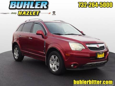 2008 Saturn Vue for sale at Buhler and Bitter Chrysler Jeep in Hazlet NJ