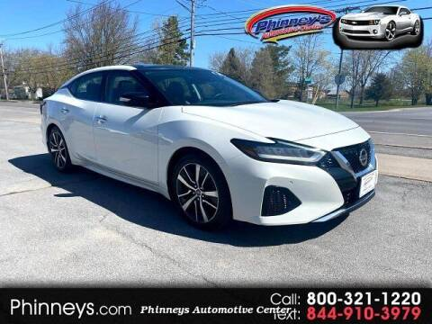 2020 Nissan Maxima for sale at Phinney's Automotive Center in Clayton NY