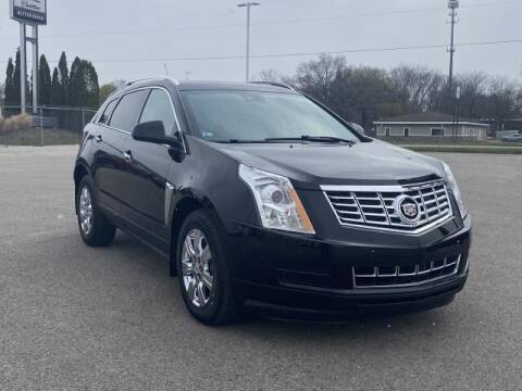 2015 Cadillac SRX for sale at Betten Baker Preowned Center in Twin Lake MI