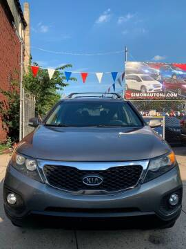 2013 Kia Sorento for sale at Simon Auto Group in Newark NJ