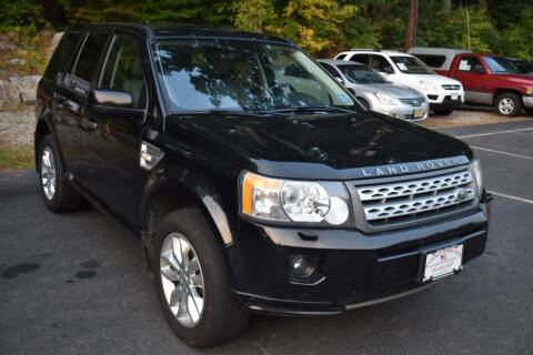 2011 Land Rover LR2 for sale at Ramsey Corp. in West Milford NJ