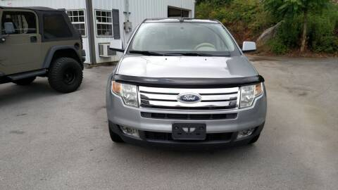 2007 Ford Edge for sale at DISCOUNT AUTO SALES in Johnson City TN