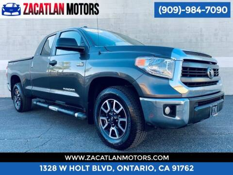 2014 Toyota Tundra for sale at Ontario Auto Square in Ontario CA