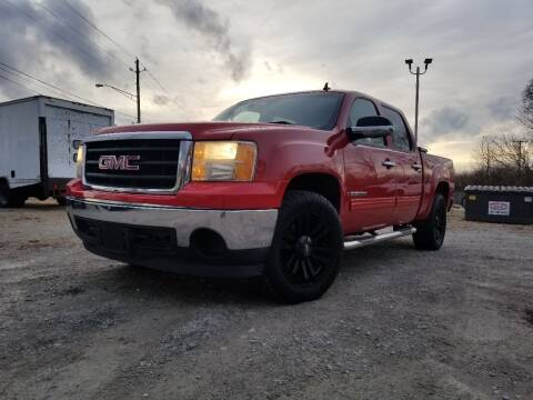 2007 GMC Sierra 1500 for sale at Sinclair Auto Inc. in Pendleton IN