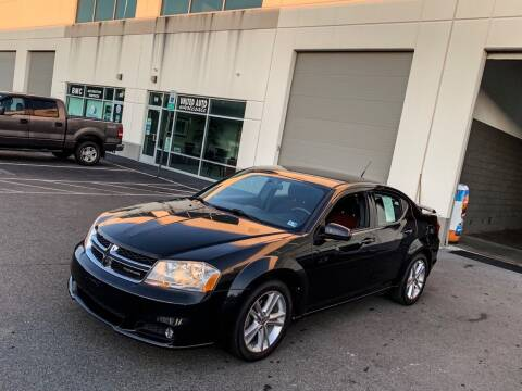 2011 Dodge Avenger for sale at Super Bee Auto in Chantilly VA