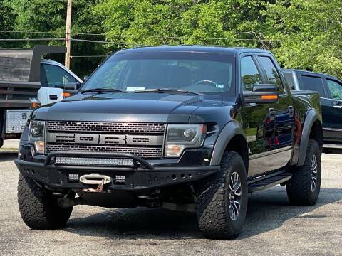 2013 Ford F-150 for sale at Griffith Auto Sales in Home PA