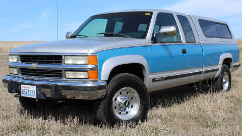 1994 Chevrolet C/K 2500 Series for sale at J.K. Thomas Motor Cars in Spokane Valley WA