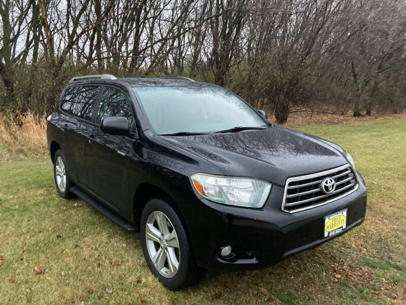 2008 Toyota Highlander for sale at M & M Motors in West Allis WI