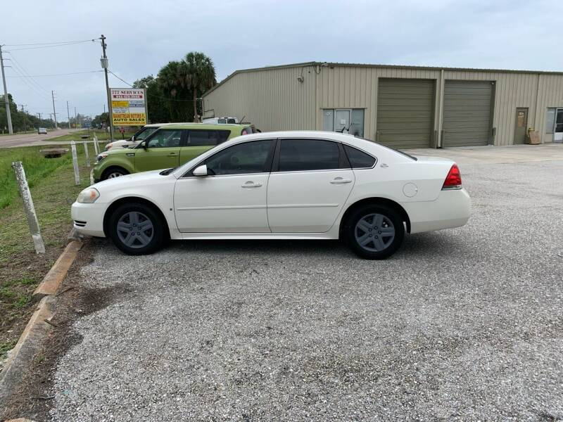 2009 Chevrolet Impala for sale in Englewood, FL