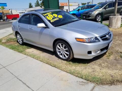 2006 Acura TSX for sale at Showcase Luxury Cars II in Pinedale CA