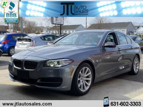 2014 BMW 5 Series for sale at JTL Auto Inc in Selden NY